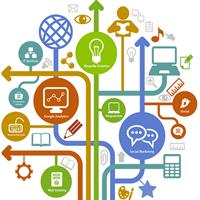 simboli per il digital marketing