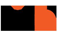 logo digital banzai - due cerchi intersecati in orizzontale ed un terzo affiancato